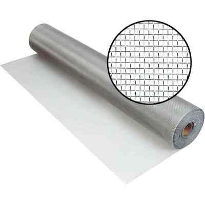 Phifer 32 In. x 100 Ft. Brite Aluminum Screen