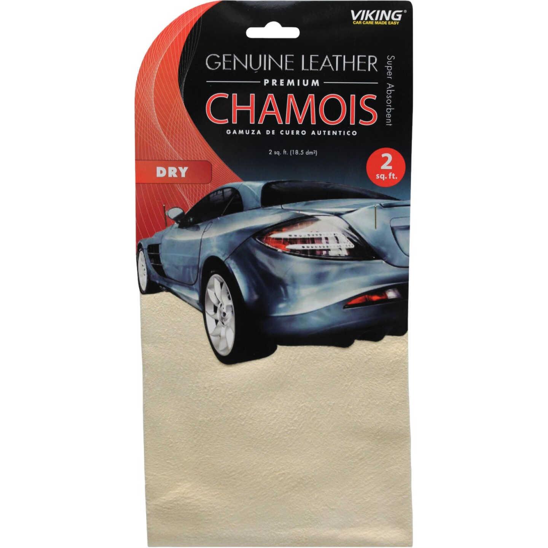 Viking 2 Sq. Ft. Leather Premium Chamois Image 1
