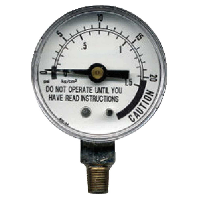 Presto Pressure Gauge Image 1