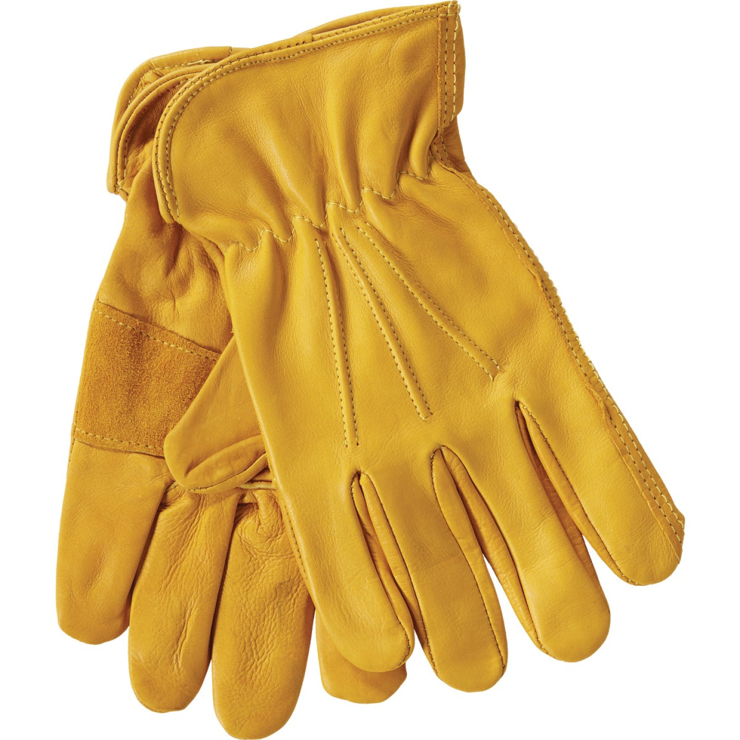 West Chester Protective Gear Men's XL Grain Cowhide Leather Work Glove Image 1